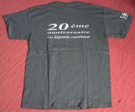 T-shirt homme 20 ans